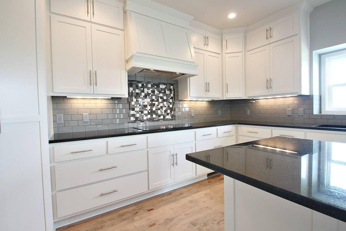 White Kitchen Accents III SRS Design