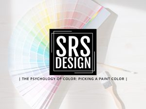 The Psychology of Color: Picking a paint color